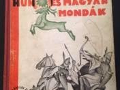 Hun and Hungarian legends