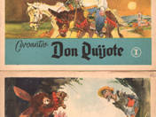 Don Quijote I-II.