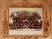 Hussar Regiment from Békéscsaba, 1910