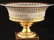 Alt-Wien Offering Bowl with Pedestal, 1838