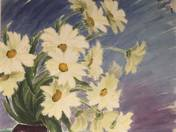 Still LIfe with Ox-eye Daisy