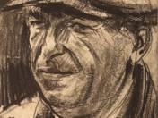 Portrait of a worker, 1953