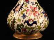 Fischer lamp