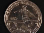 1982,Labdarugó Világbajnokság, 100 Ft coin