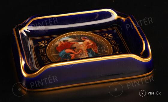 Advent Auction at Vaszary Villa - live auction in Balatonfüred — Ceramic