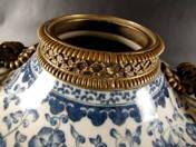 Empire style decorative pot