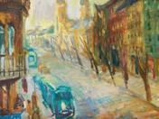 Baross street