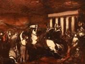 Historical scene