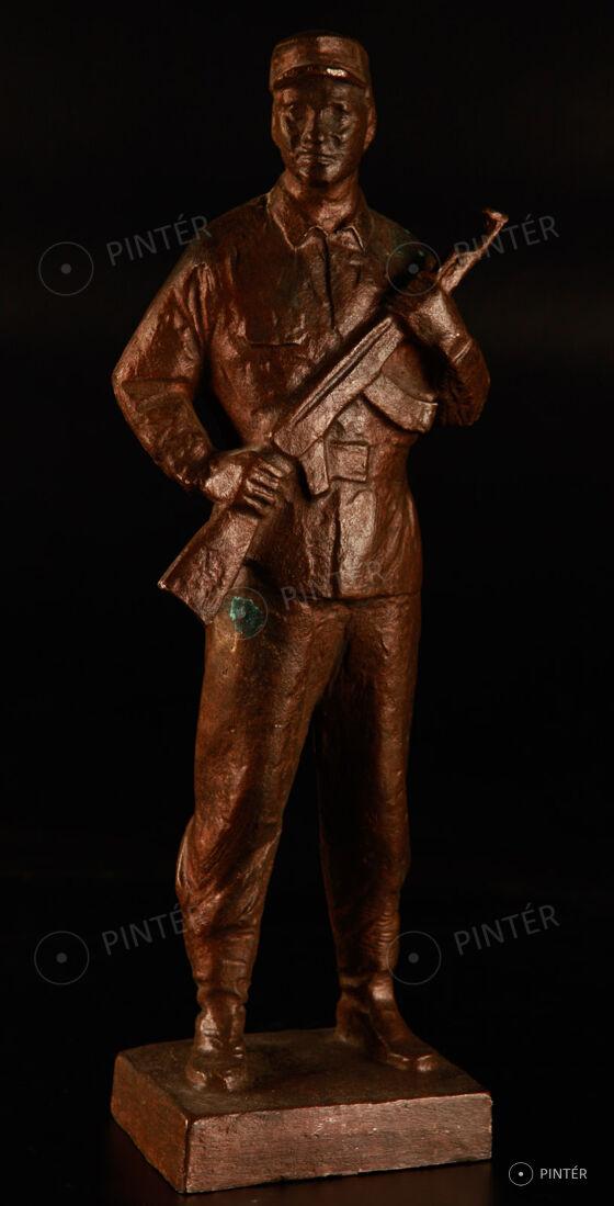 NEVER AGAIN - Eighth Sale - Live Auction — Sculpture, plaque