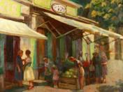 Food store on the Thököly street