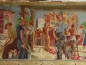 MÉMOSZ mural plan