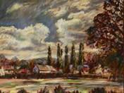 Tihany, Gödrös Bay (1933)