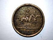 Commemorative Coin -Pest lawn 1641
