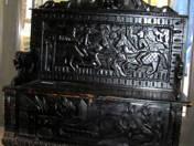Historical bench