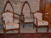 Toroczkai chairs (4 pcs)