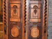 Neorenaissance armoire