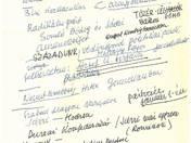 György Faludy: Jegyzetek Vámbéry Rusztemről és Fényes Lászlóról