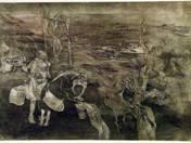 F. Villon illusztráció, Ballada tűnt idők lovagjairól