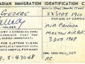 Kanadai Bevándorlási Azonosító Kártya