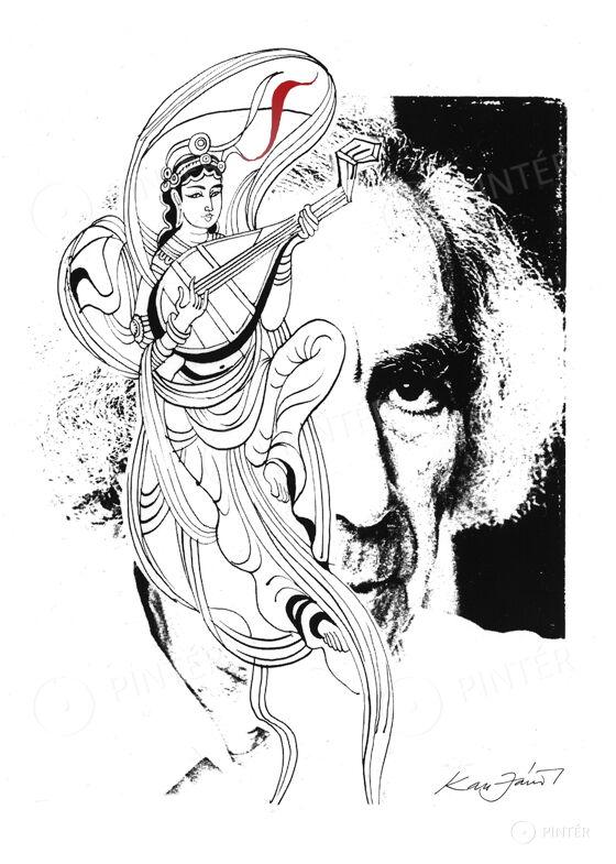 Legacy Auction of György Faludy