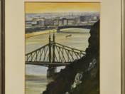 Budapest- Liberty Bridge (1994)