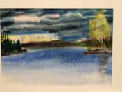 Landscape II.  (1973)