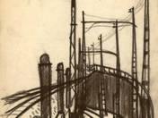 Along the Railway II.
