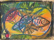 AUCTION OF PIROSKA MERSITS'S ART WORKS