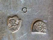 Antique Silver Spoon from Bratislava (3 pieces)