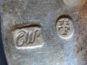Antique Silver Spoon (3 pieces)