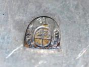 Viennese Antique Silver Ladle