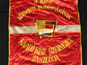 KISZ flag 1981