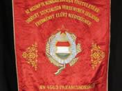 MSZMP IX. Congress MN 4563 flag
