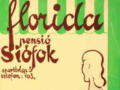 Florida – Siófok (poster plan)