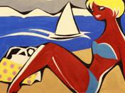 Bikini of Balaton