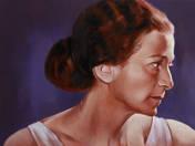 Portrait of Annie Fischer