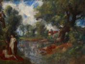 Arcadian Scene