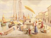Harbour of Pesaro