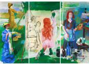 Nándor Szilvásy: Paintresses