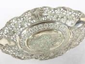 German silver bonbonier