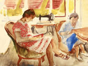 Sewing (1938)