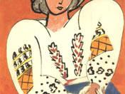 Matisse, Henri: La Blouse Roumaine