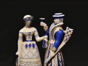 Lovers (Porcelain Factory in Hollóháza)