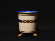 Herend Ceramic Pot in Empire style