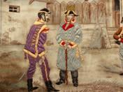 Radetzky and Victor Emmanuel