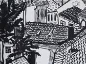 Rooftop in Szentendre
