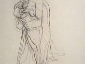 Kiss (Klimt)