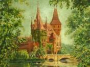 Castle of Vajdahunyad