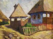 Street of Nagybánya