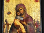 Mother of God with Child (Russian icon)